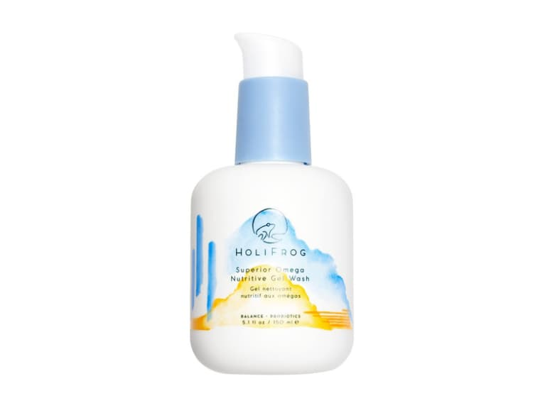 HoliFrog Superior Omega Nutritive Gel Wash