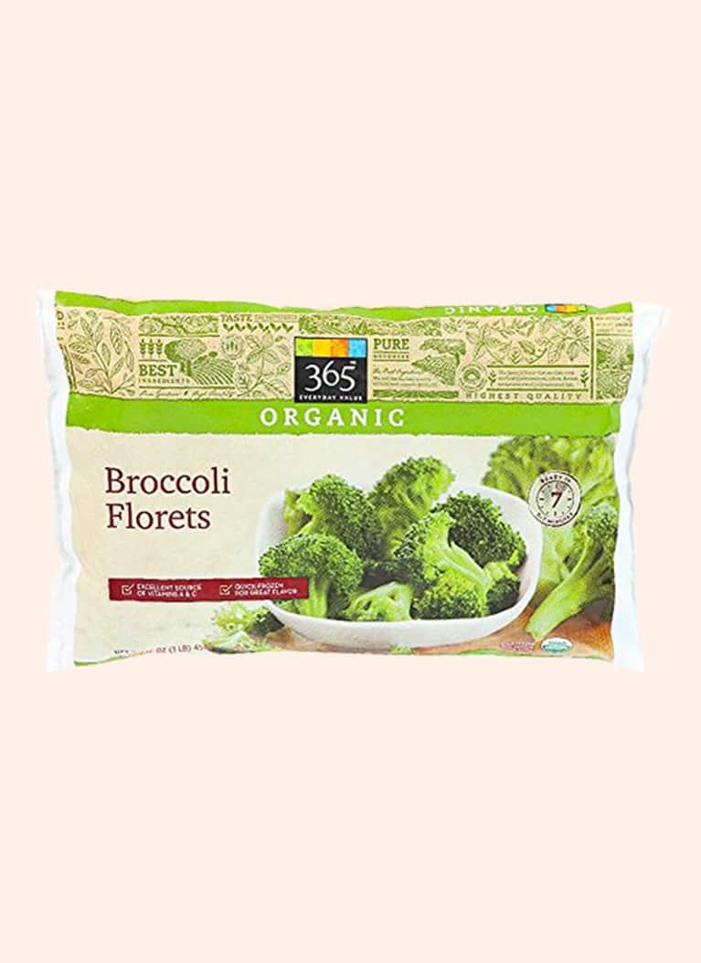 Whole 365 Frozen Broccoli
