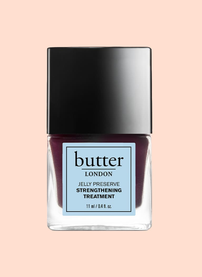 Butter London Victoria Plum Jelly Preserve Strengthening Treatment
