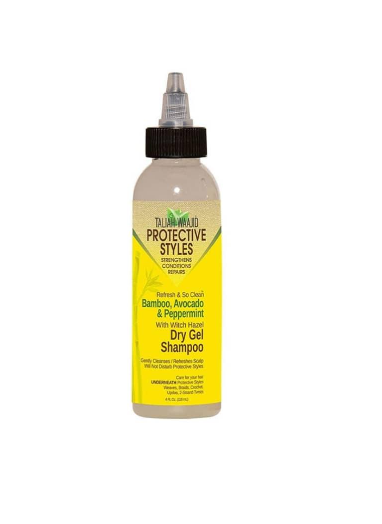 Taliah Waajid Refresh & So Clean Bamboo, Avocado & Peppermint Dry Gel Shampoo