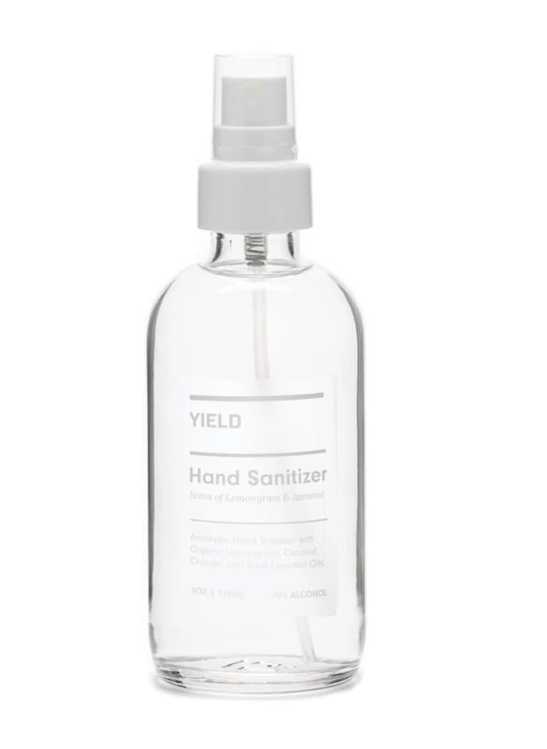 yield hand sanitizer