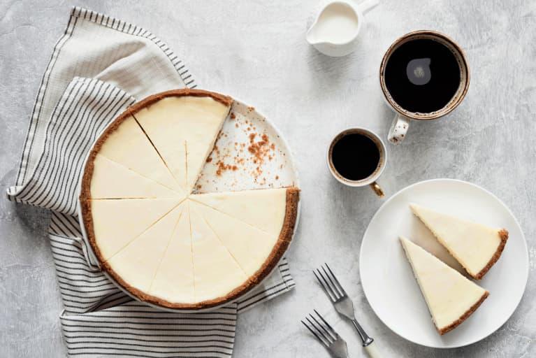 想吃番茄酱上的糖果?这个超低碳水化合物芝士蛋糕的配方会很受欢迎。