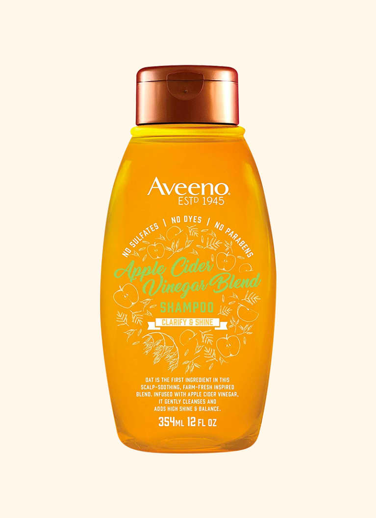 Aveeno Scalp Soothing Apple Cider Vinegar Hair Blend Shampoo
