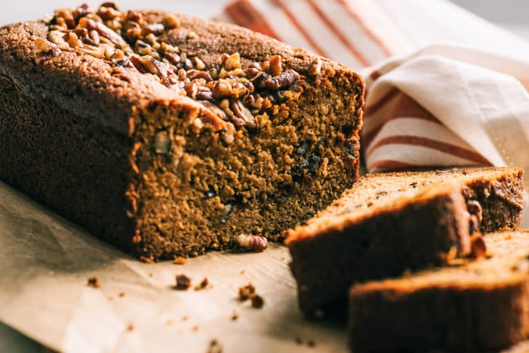 Get Your Sneaky Veggies In With This Keto-Friendly Zucchini Bread