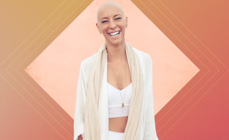 How Alopecia and Shaving Her Head Taught Susy Schieffelin About Self-Love