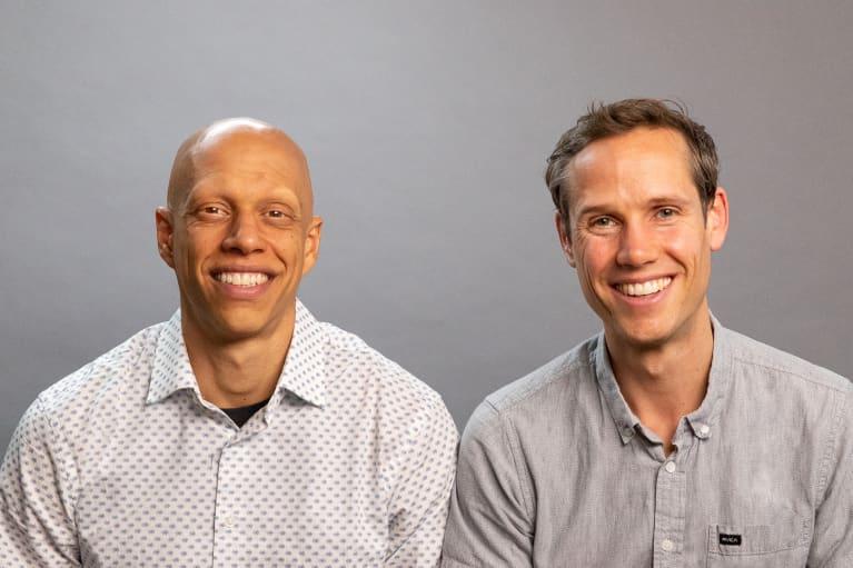 mindbodygreen Podcast Guests Cyrus Khambatta and Robby Barbaro