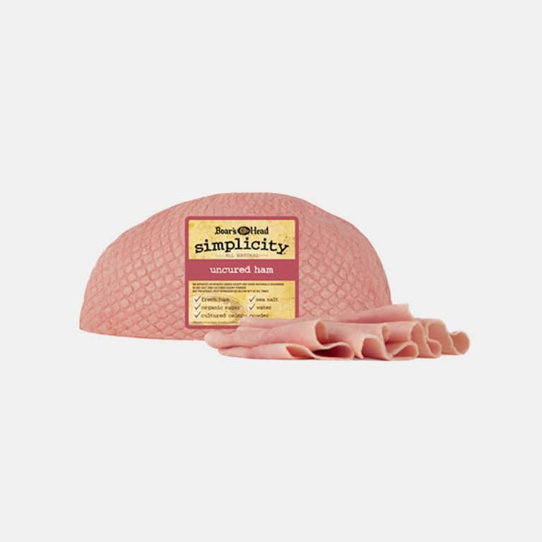 Boar's Head® Simplicity® All Natural* Uncured Ham