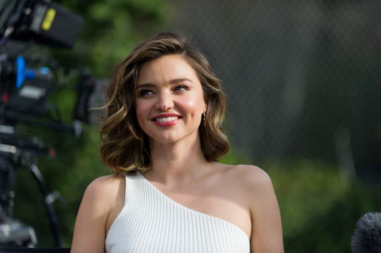 The One Thing Miranda Kerr Swears By For Clear Skin