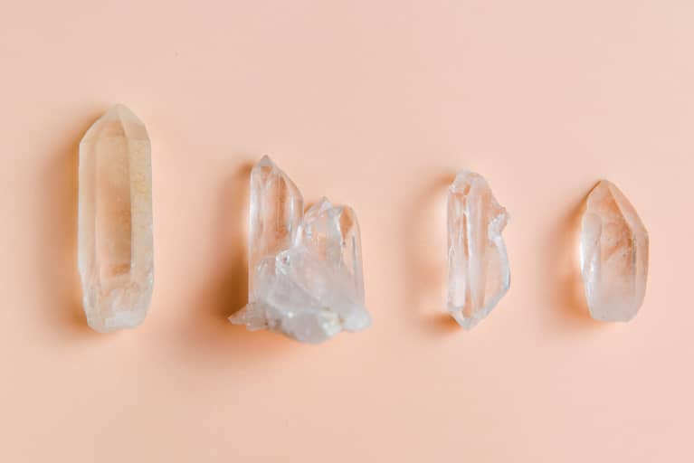 Not Sure What To Do With Your Crystals? Try These 6 Simple Rituals