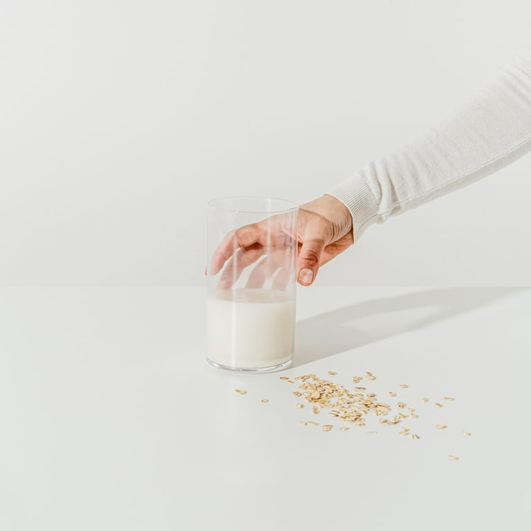 Nut Milk Isn't Just For Your Coffee: Clean Beauty Embraces Plant-Based Milk