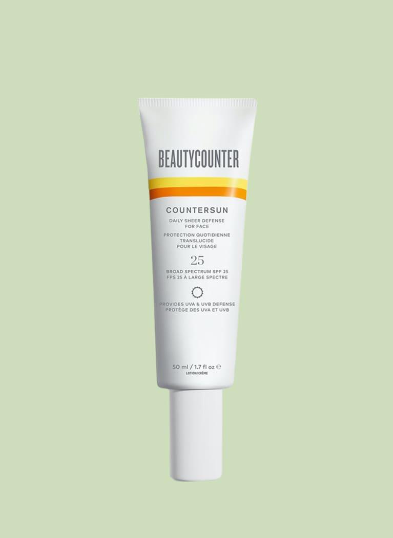 Beautycounter Countersun Daily Sheer Defense For Face