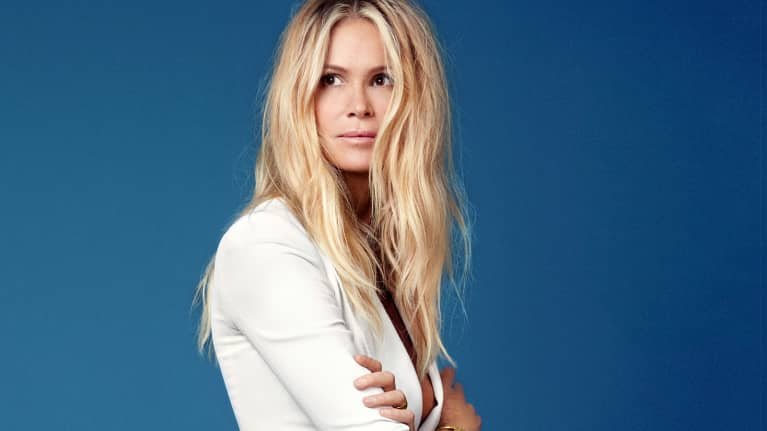 Elle Macpherson for the mindbodygreen Podcast