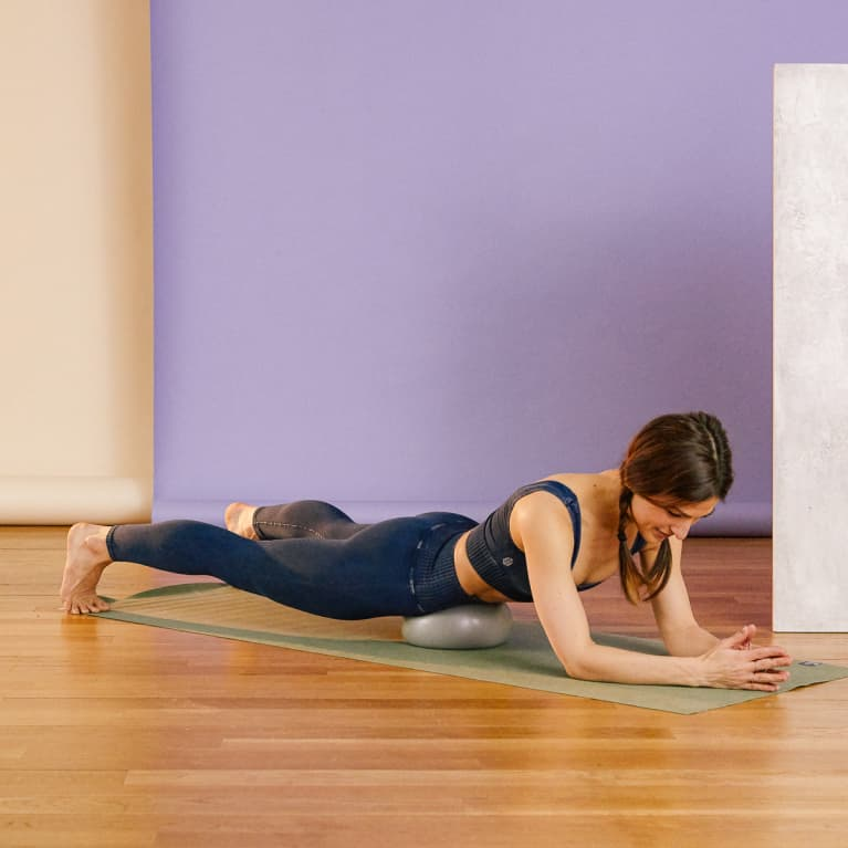 Lia Bartha - Boost Gut Health with a Pilates Ball