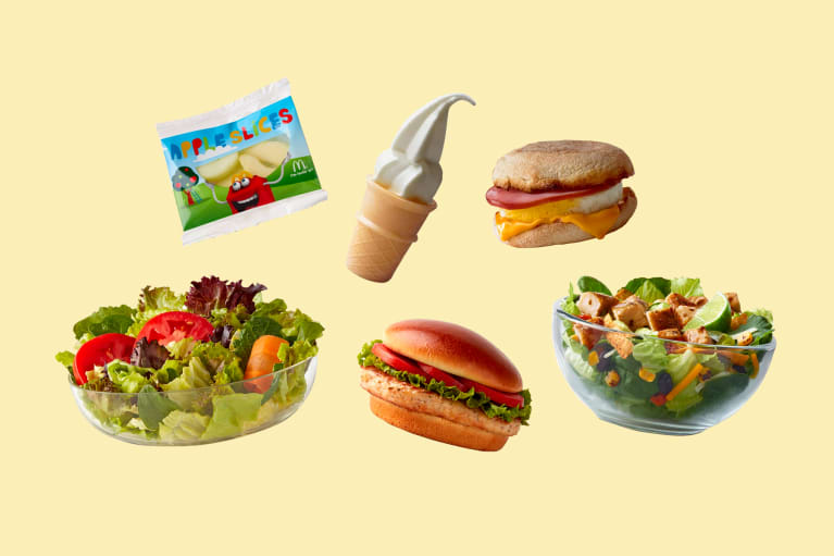 The Healthiest Food at McDonalds in 2019
