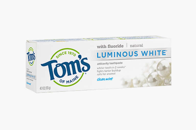 <p>Clean Mint Luminous White Toothpaste</p>