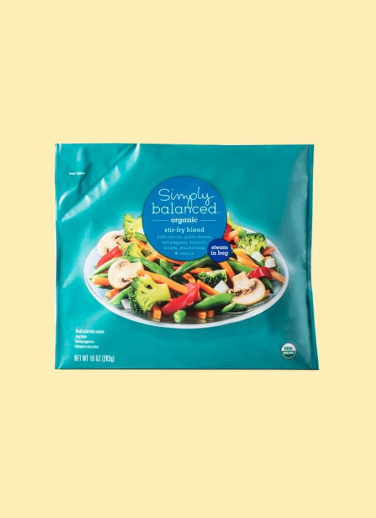 Simply Balanced Organic Frozen Stir-Fry Blend