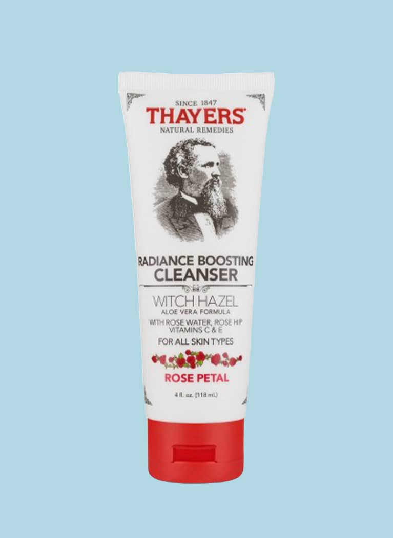 thayers rose cleanser