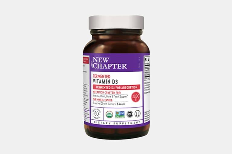 <p>Fermented Organic Vitamin D3</p>