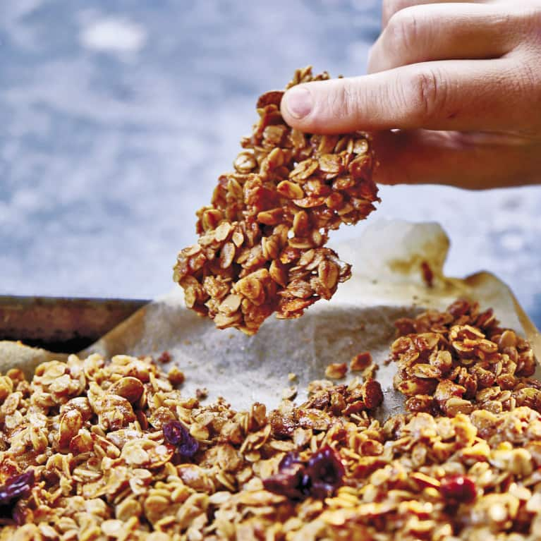 Don't Throw Away Your Squash Seeds — Make This Mouthwatering Granola Instead