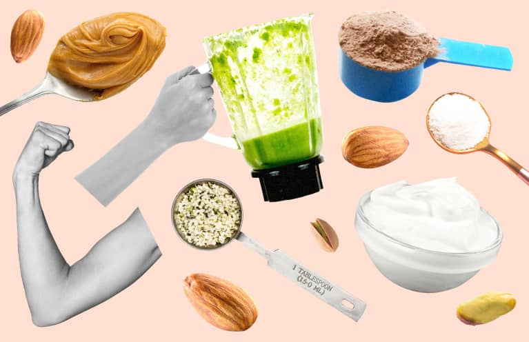 5 Easy Ways to Add More Protein to Your Daily Smoothie