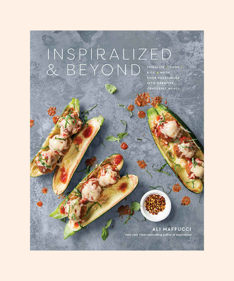 Inspiralized & Beyond by Ali Maffucci