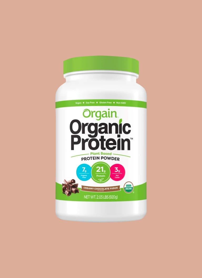 Orgain Chocolate Protein Powder