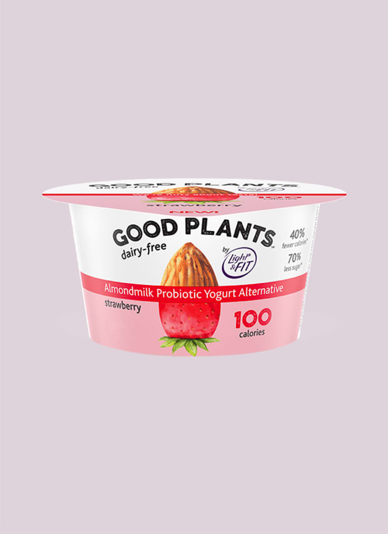 Good Plants Almondmilk Probiotic Yogurt Alternative