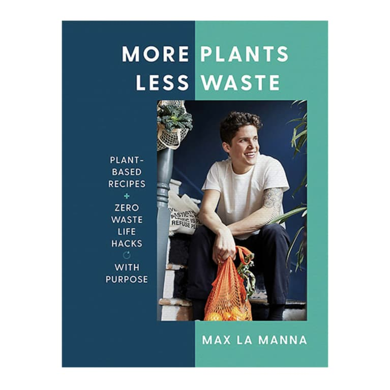 More Plants Less Waste cover
