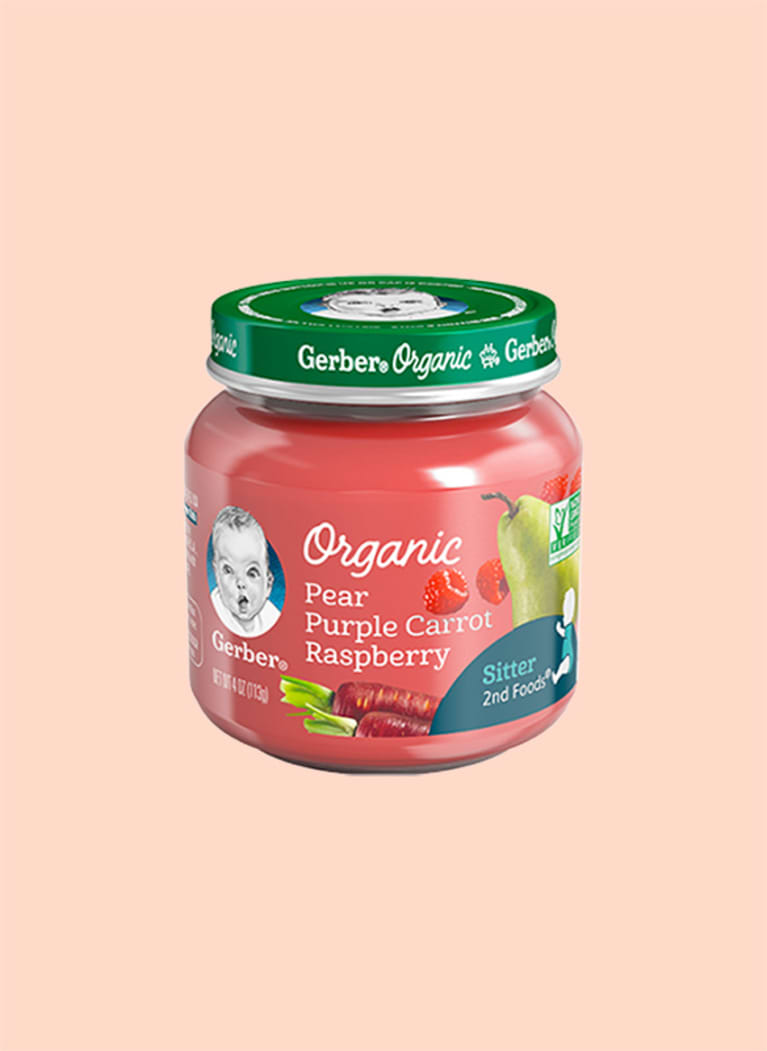 The 10 Best Organic Baby Food Brands Of 2019