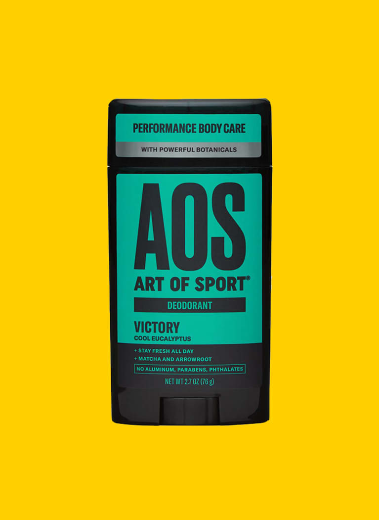 aos deodorant in victory