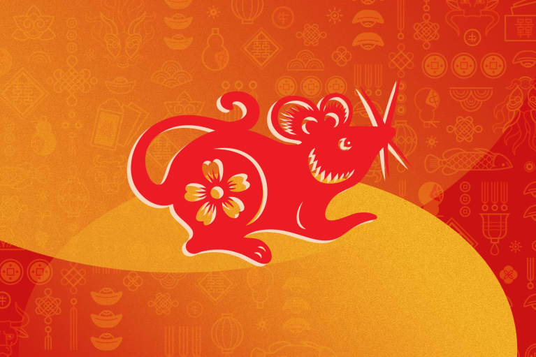 The Lucky Chinese Zodiac Symbol You'll Want To Carry Around This Year