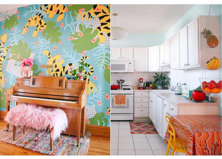 This Chicago Home Will Single-Handedly Turn You Into A Maximalist