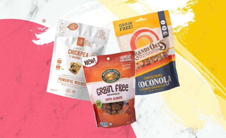 The 6 Best Low-Sugar, Grain-Free Granolas & Cereals You Can Buy