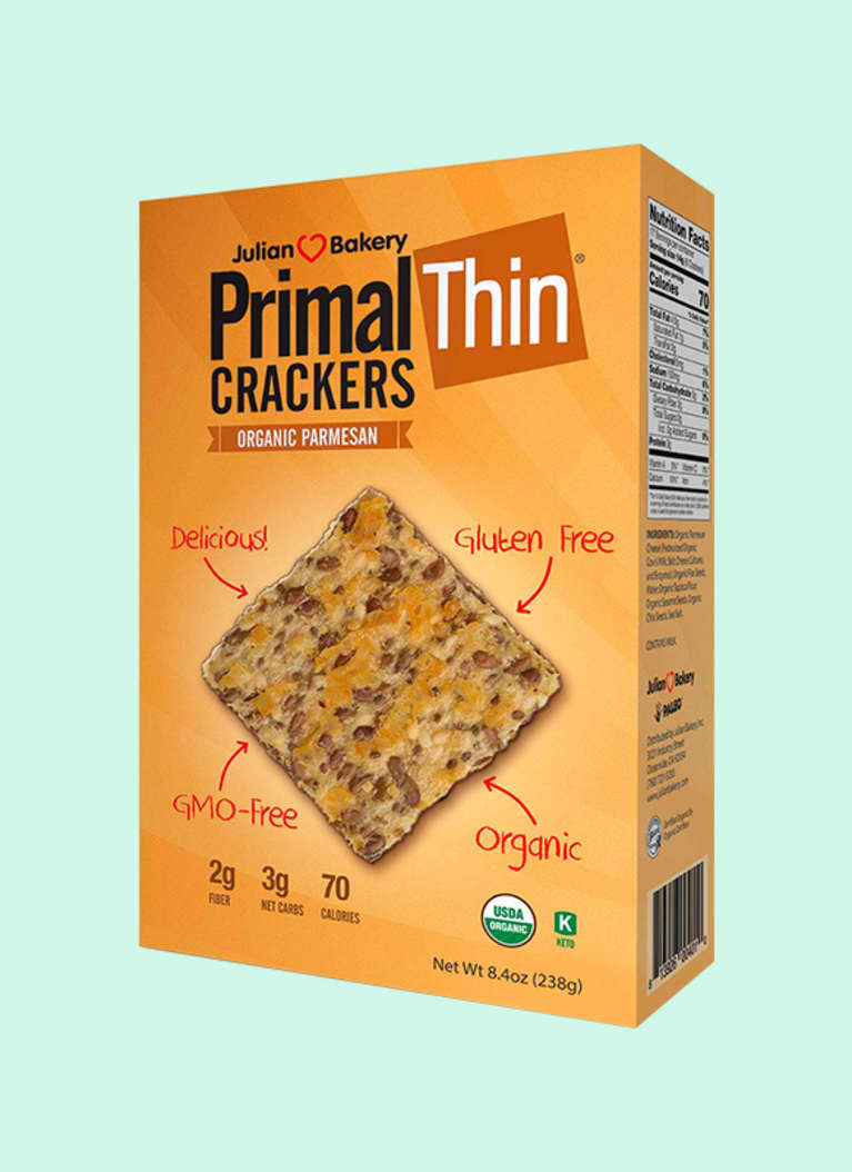 Julian Bakery Primal Thin Crackers