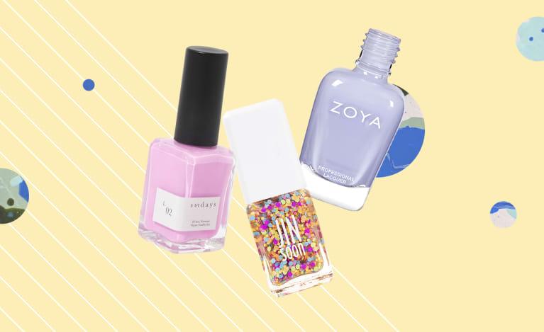 spring 2020 nail polish