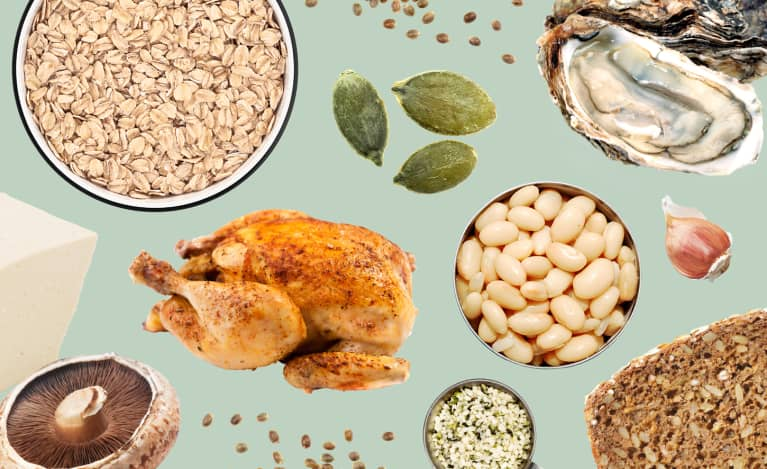 The 11 Best Zinc-Rich Foods To Keep Your Immune System Strong