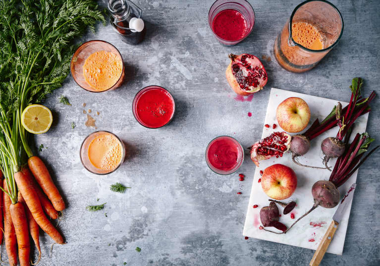 Beetroot and Pomegranate Pinot Recipe