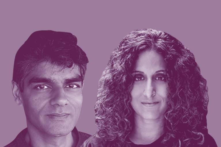 Rupa Marya, M.D. & Raj Patel, Ph.D.