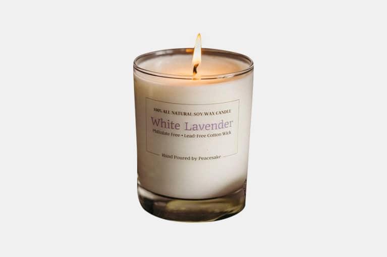 peacesake candle co