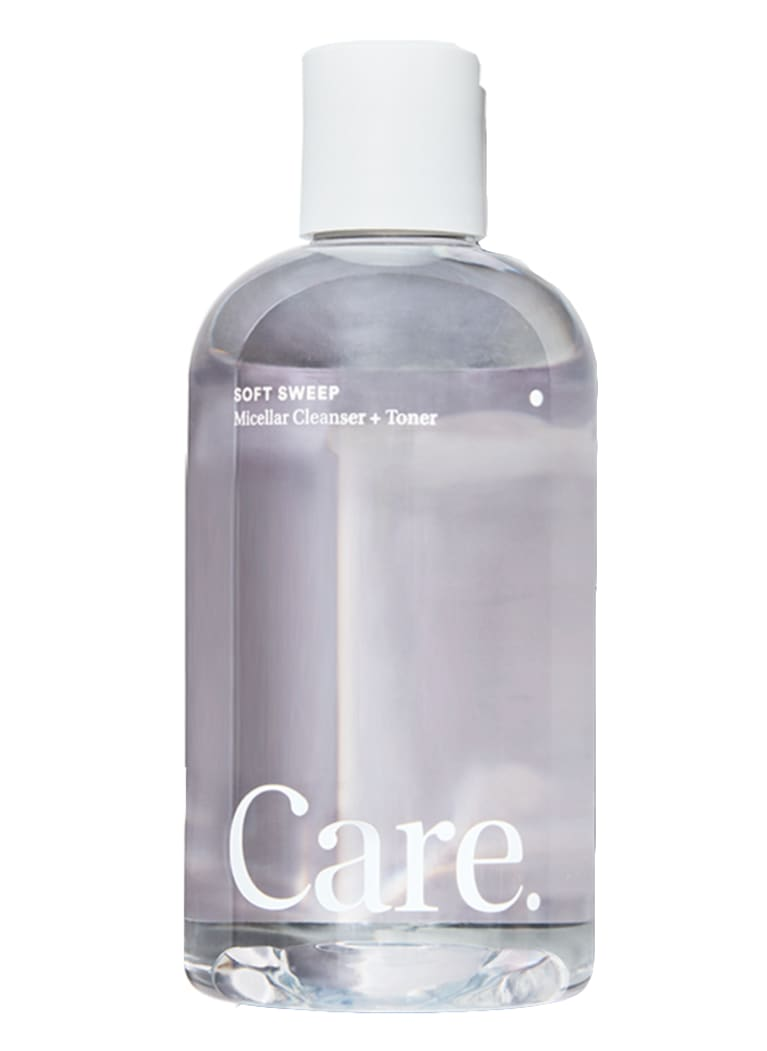 Care Soft Sweep Micellar Cleanser + Toner