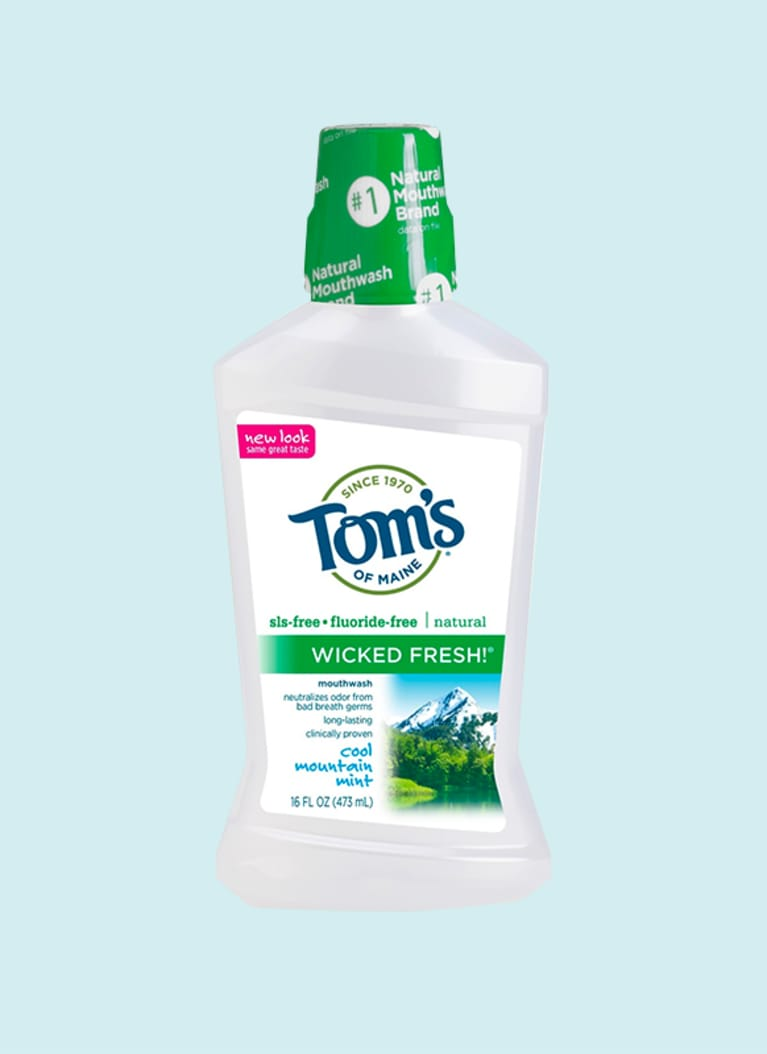 tom's of maine mouthwash