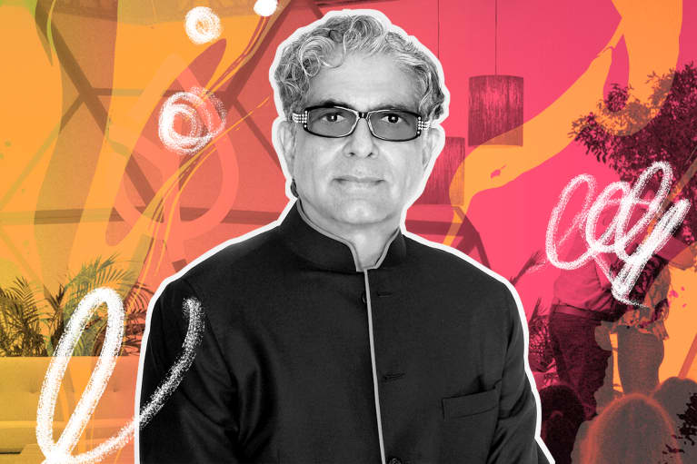 Deepak Chopra, M.D., On Consciousness, Connection & Waking Up To The World