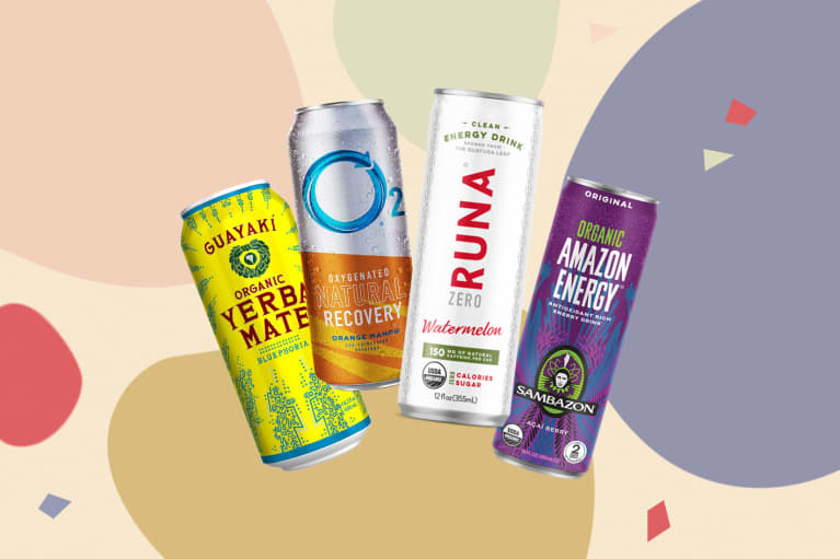 Need A Boost? Here Are The Healthiest Energy Drinks You Can Buy Right Now