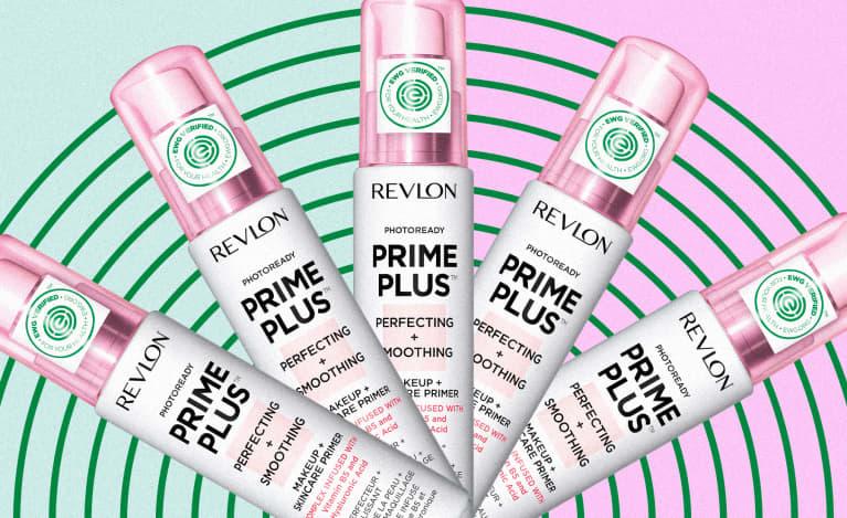 Revlon Releases New EWG Certified Priming Serum January 2020