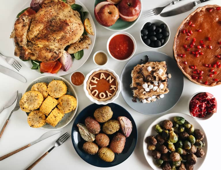 The One Thing The Healthiest People We Know Do On Thanksgiving For Good Gut Health & Better Digestion