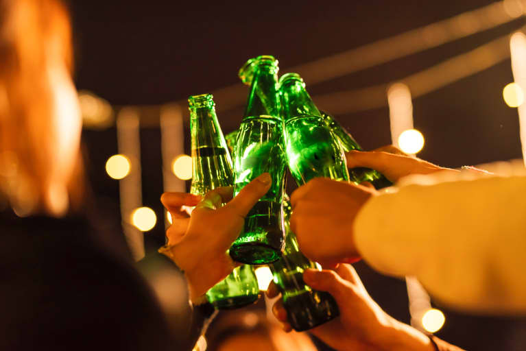 Teen Drinking Can Lead To Anxiety & Alcohol Abuse Later In Life