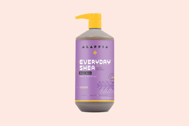 <p>EveryDay Shea Body Wash in Lavender</p>