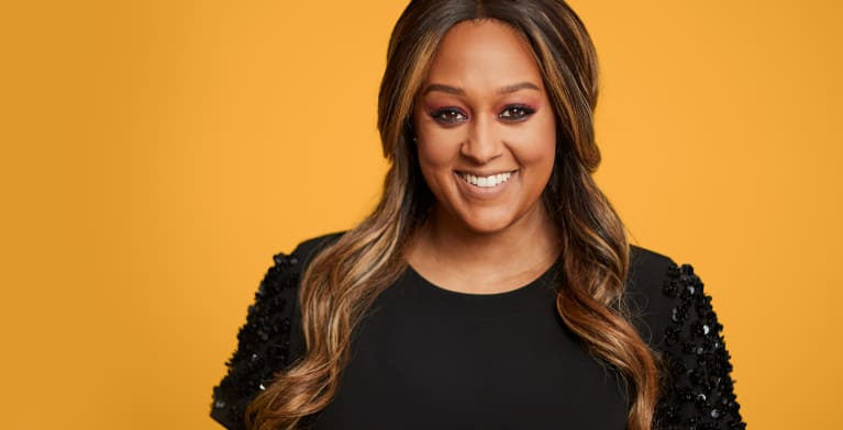 Tia Mowry, Actress & Cookbook Author, On Healing With Food & Parenting With Purpose