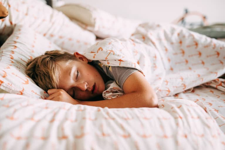 How A Good Night's Sleep Can Boost Kids' Academic Achievement