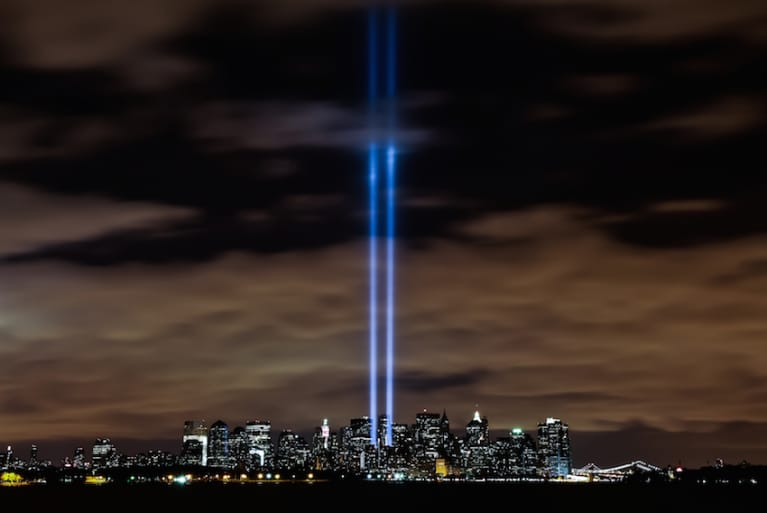 Out Of The Darkness of 9/11, Comes Light